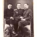 Три брата Ефремовы: Алексей, Николай, Володя
